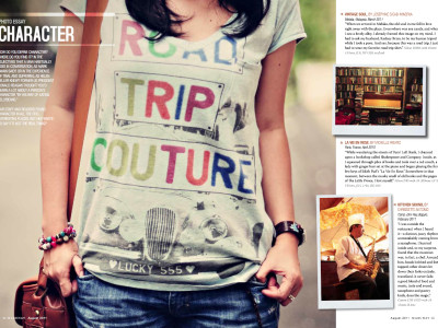 {Featured} Mabuhay Magazine - August 2011