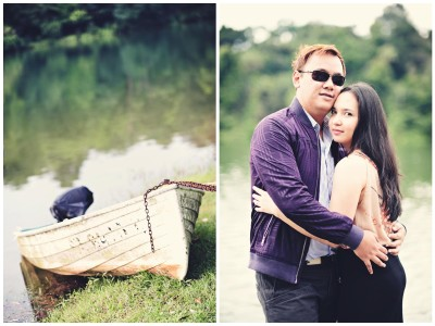 {Sneek Peak} Jeff & Krishna