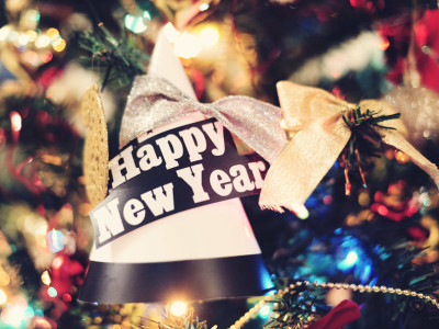Surprise yourself. Happy 2012!