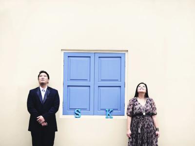 Sam & Kathy - Singapore