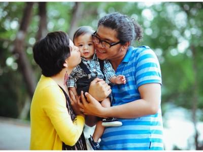 The Ramos Family - singapore
