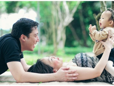 the Reodica Family - singapore