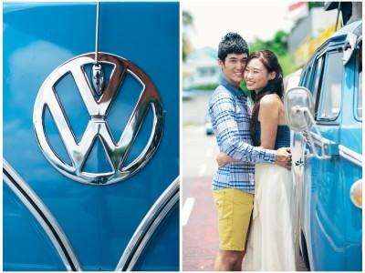 Pak Kin & Linda - singapore