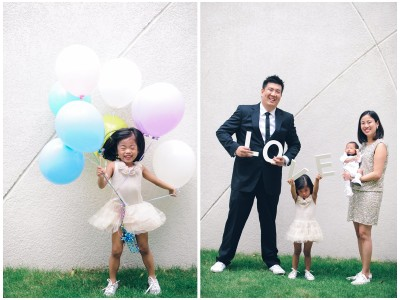 the Cheng Family - singapore