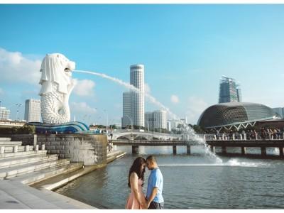 jose & graciel - singapore