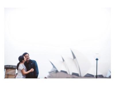 arthur & sheilan travels to sydney