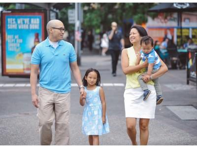the Kim Family - sydney, australia